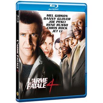 L'Arme fatale Blu-ray