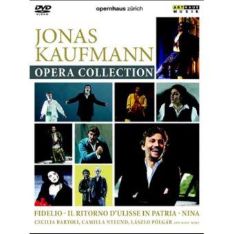 Opera Collection Fidelio Nina Il Ritorno D'Ulisse In Patria DVD