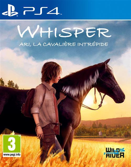 Whisper Ari, La Cavalière Intrépide PS4