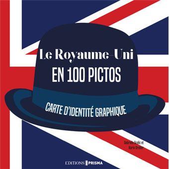 Le Royaume-Uni en 1001 infos - Carte d'identité graphique