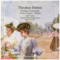Concerto, sonate et ballade pour violon