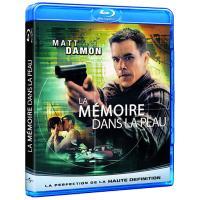 La Mémoire dans la peau - Blu-Ray