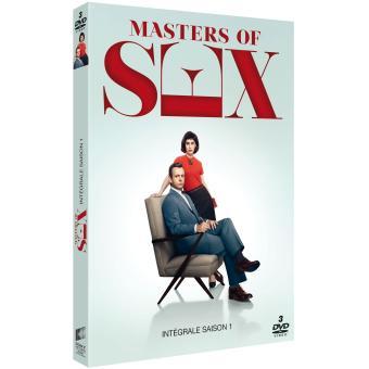 Masters of SexCoffret intégral de la Saison 1 - DVD