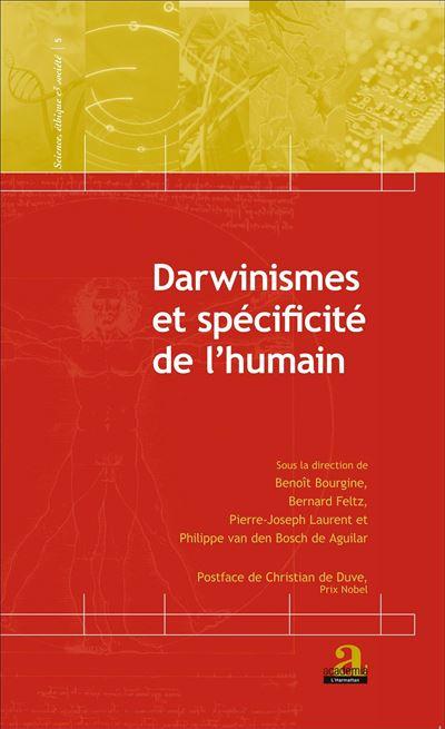 Darwinisme et spécificité de l'humain