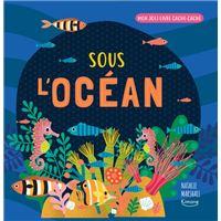 Sous l'océan (coll. mon joli livre cache-cache)
