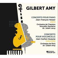 Concerto pour piano & Concerto pour violoncelle