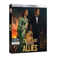 Alliés Blu-ray 4K Ultra HD