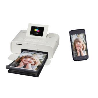 imprimante photo canon selphy cp1200 blanc imprimante. Black Bedroom Furniture Sets. Home Design Ideas