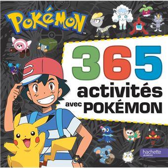 Les Pokémon365 activités