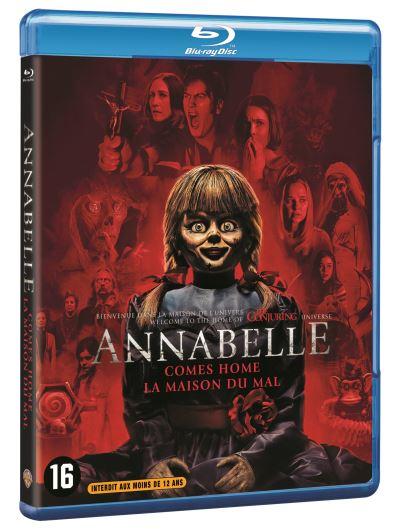 Annabelle, la maison du Mal