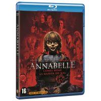 Annabelle : La Maison du Mal Blu-ray