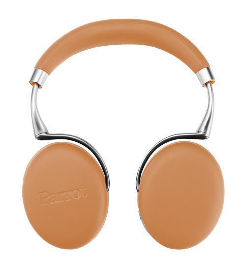 Casque Audio Parrot Zik 3 by Starck Camel Grené avec chargeur à induction