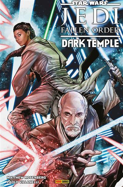 Star Wars: Jedi Fallen Order - Dark Temple - 9782809492729 - 11,99 €