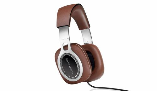 Casque audio Bowers & Wilkins P9 Signature Marron