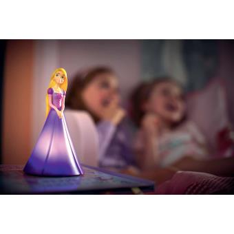 Lampe Poser Princesse Nuit À Philips Violette Bonne Raiponce yNm8nOv0w