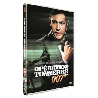 James BondOpération Tonnerre
