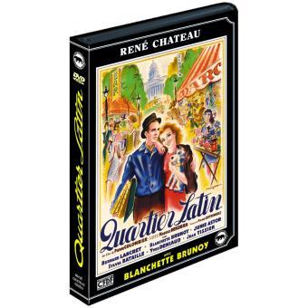 Quartier latin DVD