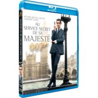 Au service secret de Sa Majesté Blu-ray