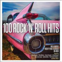 100 Rock and Roll Hits Coffret