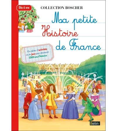 Ma Petite Histoire De France Pdf Epub Telecharger Des
