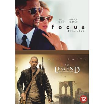 Focus / I Am Legend
