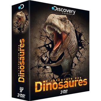 Coffret Dinosaures L'intégrale 3 Films DVD