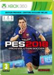 PES 2018 Edition Premium Day One Xbox 360