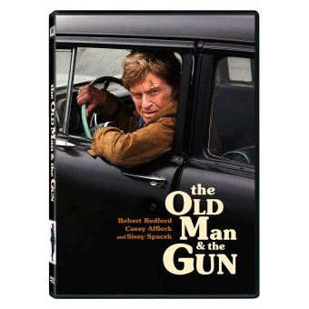 The Old Man and The Gun DVD