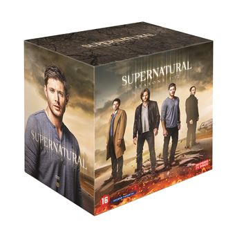SupernaturalSupernatural Saisons 1 à 12 DVD