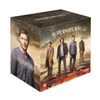 Supernatural Saisons 1 à 12 DVD
