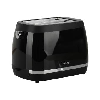 grille pain proline 2 toast noir achat prix fnac. Black Bedroom Furniture Sets. Home Design Ideas