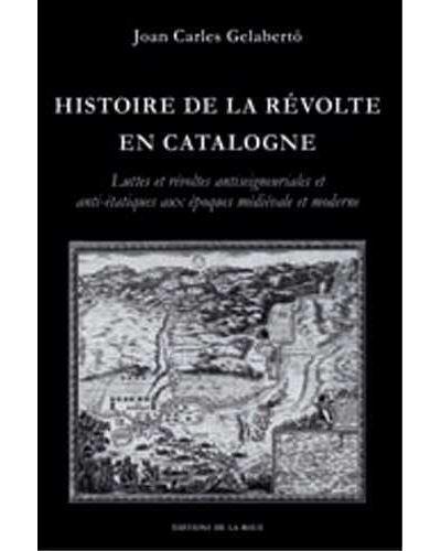 Histoire de la révolte en Catalogne