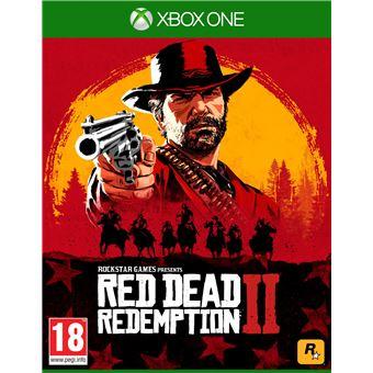 Red Dead Redemption 2 UK XONE