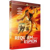 Requiem pour un espion Blu-ray