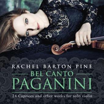 Paganini Bel Canto 24 Caprices OEuvres Pour Violon Seul
