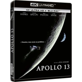 Apollo 13 Blu-ray 4K Ultra HD
