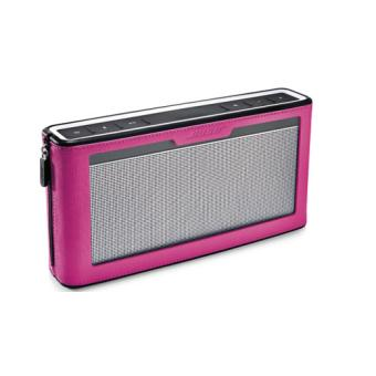 housse bose pour soundlink iii rose accessoire audio fnac On housse bose soundlink 3