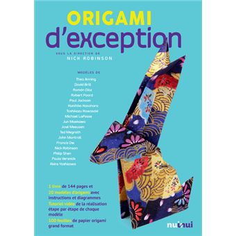 Origami d'exception