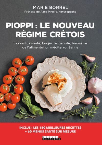 Pioppi - Le nouveau régime crétois - 9791028514464 - 13,99 €