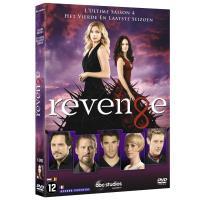 Revenge Saison 4 DVD