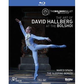 The Art Of David Hallberg At The Bolshoi Blu-ray