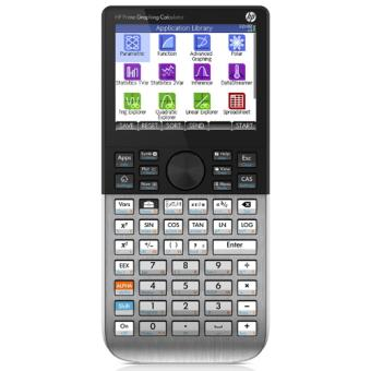 Calculatrice HP Prime Graphing Calculator Mode Examen