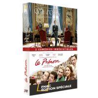 Coffret Quai d'Orsay et Le Prénom Edition Spéciale Fnac DVD