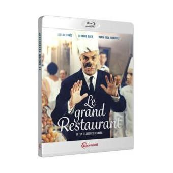 Le grand restaurant Blu-ray