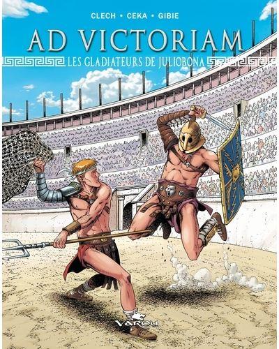 Les gladiateurs de Juliobona
