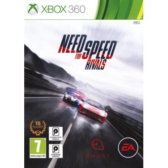 need for speed rivals xbox 360 sur xbox 360 jeux vid o achat prix fnac. Black Bedroom Furniture Sets. Home Design Ideas