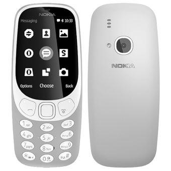 "Nokia 3310 3G 64GB 2,40"" Mobile Phone Grey"