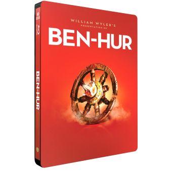 Ben-HurBEN HUR-FR-BLURAY STEELBOOK