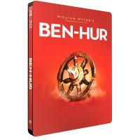 Ben-Hur Edition limitée Steelbook Blu-ray