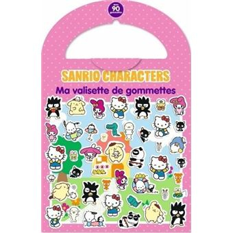Sanrio Characters - Ma valisette de gommettes